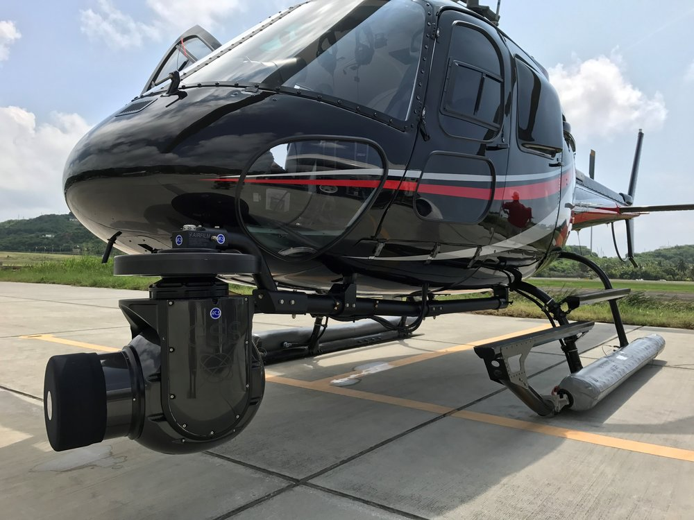 Cineflex Helicopter